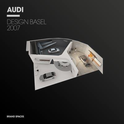 AUDI: DESIGN BASEL 2007