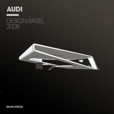 AUDI: DESIGN BASEL 2008