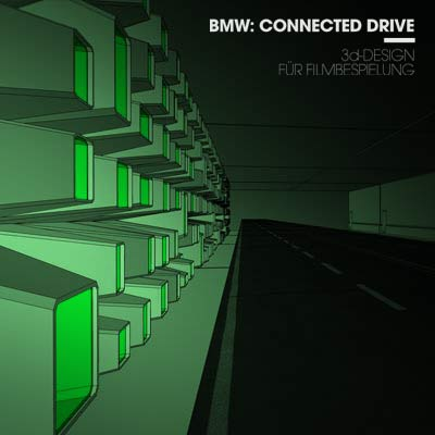 BMW: CONNECTED DRIVE