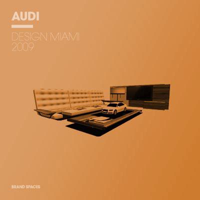 AUDI: Design Miami 2009