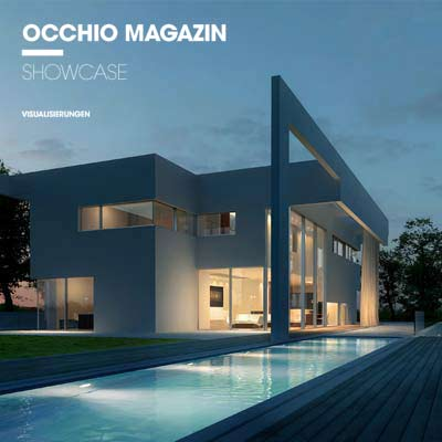 OCCHIO – MAGAZIN: ARCHITEKTUR-SHOWCASE