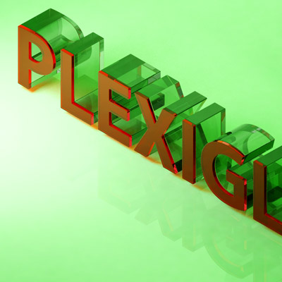 PLEXIGLAS -PLAKATMOTIV