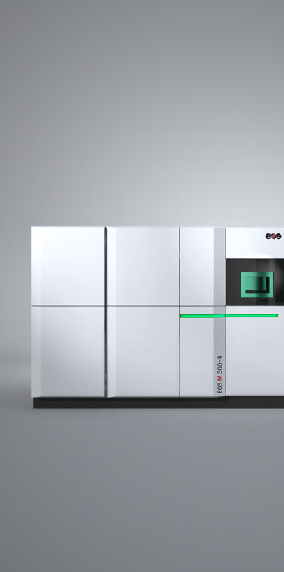 EOS Produkt-Renderings