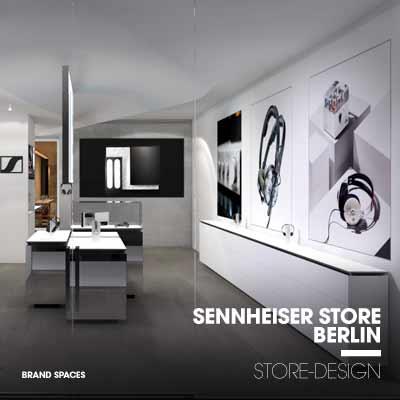 Sennheiser Store Berlin