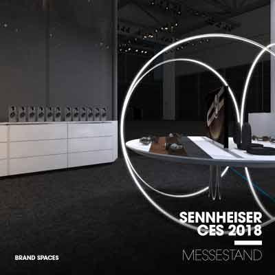 Sennheiser CES 2018