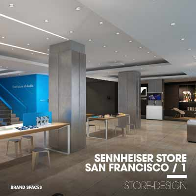 Sennheiser Store San Francisco 1
