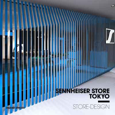 Sennheiser Showroom Tokyo
